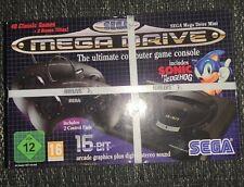 Sega Mega Drive Mini Konsole - NEU & OVP - Retro Konsole inkl. 2 Controller