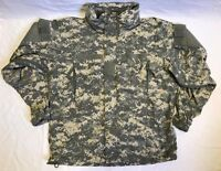 ACU GEN III LEVEL 5 SOFT SHELL COLD WEATHER JACKET, SMALL LONG, USED