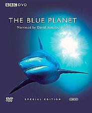 David Attenborough - The Blue Planet - Complete BBC Series [DVD] - DVD  VKVG The