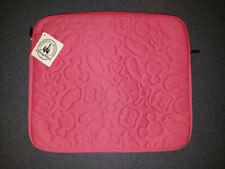 "Disney Laptop Sleeve-Pink up to 13"" laptop/chromebook"