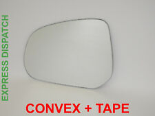 Wing Mirror Glass For SUZUKI ALTO 2009-2014 Convex  Left Side SU022