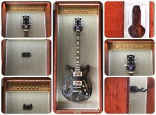 Guitar Display Case Prestige Edition LED Remote Control (GUITAR NOT INCLUDED)