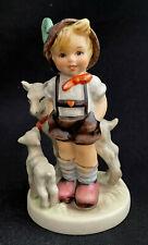 "Goebel Hummel 200/0 Little Goat Herder Tmk6 5"" Figurine"
