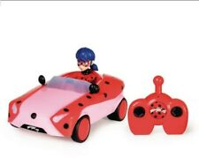 Miraculous - la voiture radiocommandée télécommandée de Ladybug