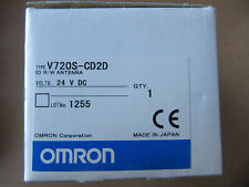 Omron V720S-CD2D ID R/W Antenna NEW!!! in Factory Box Free 2 Day FedEx Shipping