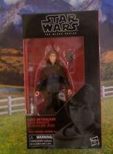"""Star Wars Black Series 6"""" Luke Skywalker Jedi Knight Walmart Exclusive Mint NIB"""