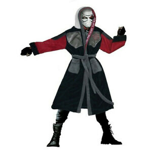 Groovy Suicide Squad Deadshot Designed High Quality Polyester Made Hooded Robe