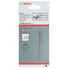 Bosch 2608635376 Tungsteno hw/ct él 40 Madera Razor Planer Blade