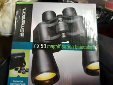 OUTDOOR BINOCULARS 7 X 50 MAGNIFICATION UV EMERSON NEW IN BOX HUNTING . Ruby opt