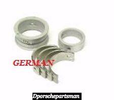 Porsche 356 C / SC / 912 Main Bearing Set (+ 0.25 mm Crank )  GERMAN    NEW#NS