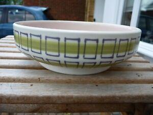 poole pottery freeform bowl