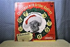 """""""CHRISTMAS with ARTHUR GODFREY"""" LP COLUMBIA RECORDS #CL 540"""