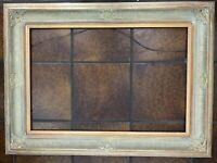 """5"""" Molding Gilt Wood Frame for Impressionist Painting 24"""" x 36"""""""