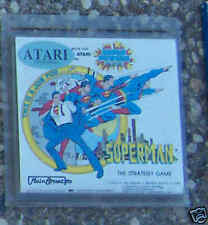 Superman The Strategy Game Disk 800/XL/XE Atari
