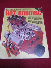 POPULAR HOT RODDING - BOLT ON HP FOR VW - May 1970 vol 9 #5