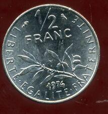 50 centimes SEMEUSE 1974  SPL