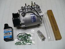 NEW A/C AC COMPRESSOR KIT FITS: 2002-2006 HONDA CR-V CRV (2.4L)