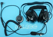Motorola Radius Headset for CP200 P1225 PR400 Communications BTH + Com Cord