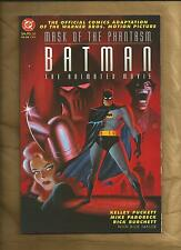 Batman mask of the phantasm Animated Movie Adaptation 1 1993 Joker DC Comics