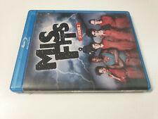 Blu-ray Mis Fits Misfits Season 02 2 Complete