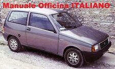 Autobianchi Lancia y10 (1985/1992) Manuale OFFICINA Riparazione ITALIANO y 10