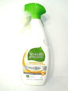 Seventh Generation Multi-Surface Cleaner Kills 99.9% Spray 26oz NEW