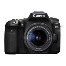 Canon EOS 90D DSLR Camera with EF-S18-55mm f/3.5-5.6 IS STM Lens