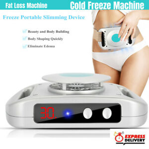 Cryolipolysis Lipo Cold Freeze Fat Body Slim Slimming Weight Loss Machine