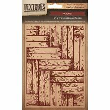 Parquet - Crafter's Companion Textures 5 * 7 Embossing Folder - EF5-PARQ