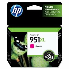 HP Genuine 951XL (Magenta) Single Unit Ink Cartridge in Retail Box EXP. 2019