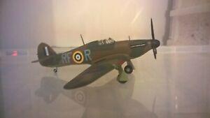 HOBBY MASTER. 1/48. WW-2. HAWKER 'HURRICANE' Mk-1. (NO BOX).