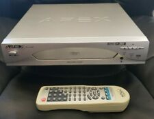 Apex Ad-1010W Dvd Cd Mp3 Player With Remote Control