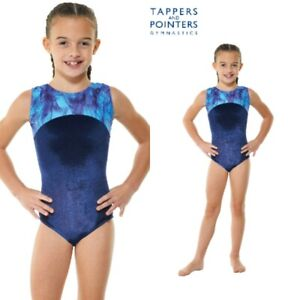 TAPPER AND POINTERS GYMNASTIC LEOTARD - GYM 22