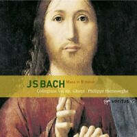 Philippe Herreweghe - Bach: Mass in B minor [CD]
