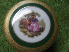 Porceloine Limoges France, pin tray?