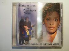 ALBUM CD - Whitney Houston – The Preacher's Wife (Original Soundtrack Album)