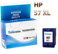 Seitronic Premium Patronen für HP 57 XL C6657AE Color 3-Farbig DESKJET Drucker