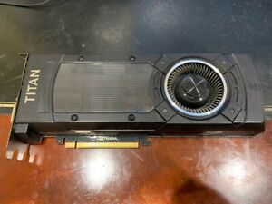 EVGA GeForce GTX TITAN X Superclocked 12GB GDDR5 Graphics Card (12G-P4-2992-KR)