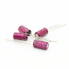 4pcs ELNA  SILMIC CE-BP(RBS)4.7uf/25V Non polarity Electrolytic Capacitor