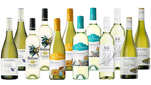 Summer BBQ White Wine Mixed-12 Pack Free Shipping 5-Star Winery