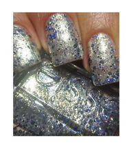 Essie Holographic Glitter Nail Polish On A Silver Platter 13.5ml New