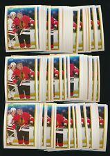 (68) 1990-91 Bowman rookie #1 Jeremy Roenick rc lot