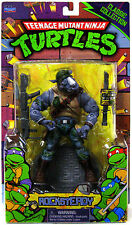 Tmnt Teenage Mutant Ninja Turtles Classic Serie Rocksteady Figura