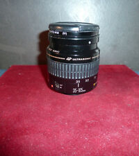 OBJECTIF CANON ZOOM LENS EF 35-105 mm 1:4-5.6 Ultrasonique MADE JAPAN D58 mm