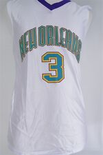 New Orleans Hornets Basketball White 33 Paul Medium ( NO TAG) Men's SHIRT