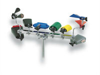 Latin Percussion Halterung Percussion Rack Everything Rack Latin Percussion