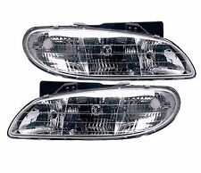WINNEBAGO JOURNEY 2004 2005 2006 2007 PAIR HEADLIGHTS HEAD LAMPS LIGHTS RV - SET