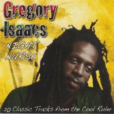 Gregory Isaacs - Night nurse - CD -