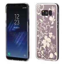 Carcasas de color principal marrón de silicona/goma para teléfonos móviles y PDAs