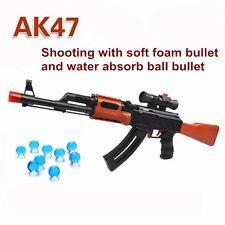 AK 47 Toy Gun Soft Bullet Paintball Water Bullet Pistol Gun Toy Orbeez Water